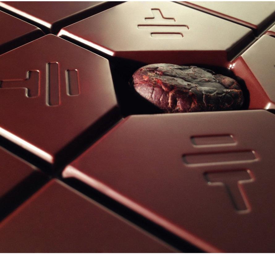 Dunkle Schokolade 73% Tequila Cask Aged 3 Years, Vintage Harvest 2015