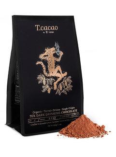 To'ak Dunkle Bio-Trinkschokolade T.cacao Classic 76%