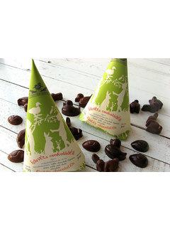 Rózsavölgyi Csokoládé Ostertüte mit kleinen österlichen Figuren