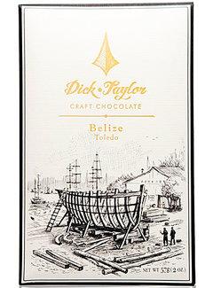 Dick Taylor Dunkle Schokolade 72% Belize
