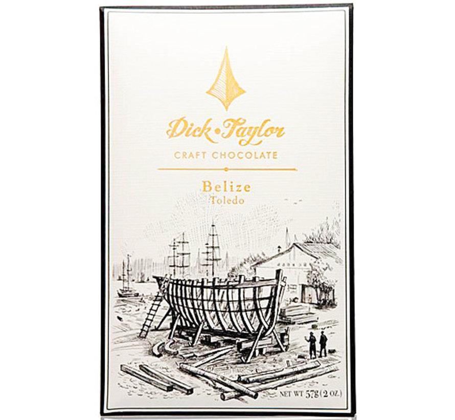 Dunkle Schokolade 72% Belize