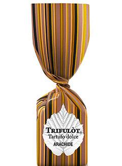 TartufLanghe Trifulòt Tartufo Dolce Arachide - Erdnuss