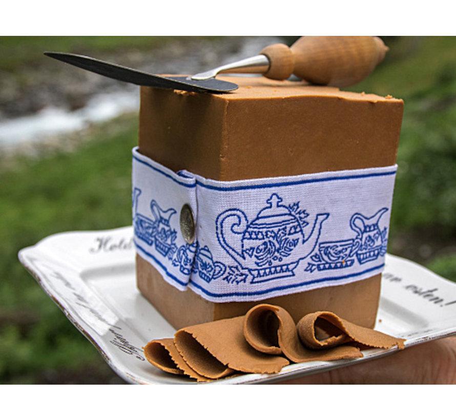 Milchschokolade 45% Melk & Brunost