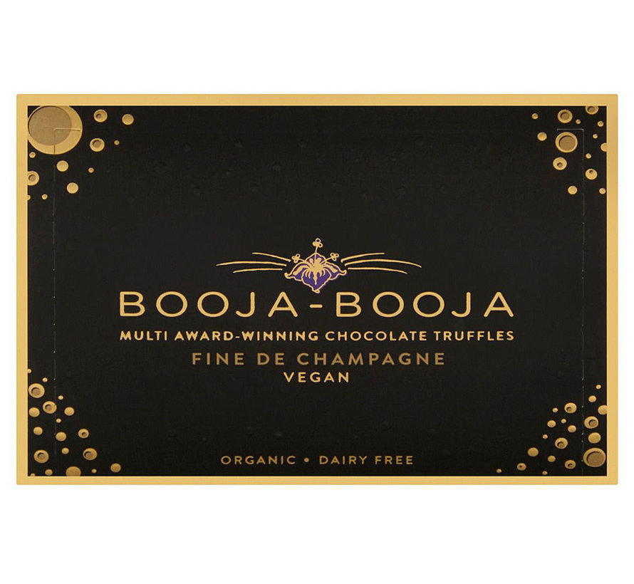Fine de Champagne Chocolate Truffles