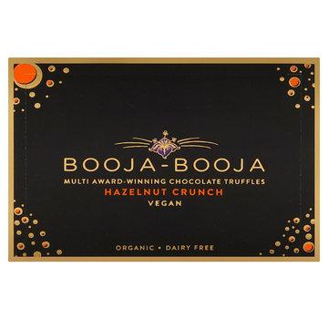 Booja-Booja Bio Hazelnut Crunch Chocolate Truffles