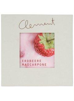 Clement Chococult Milchschokolade Erdbeer Mascarpone