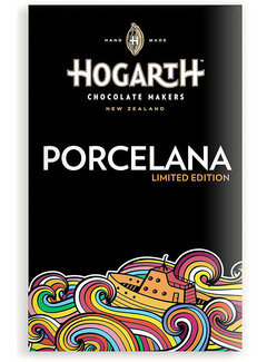 Hogarth Craft Chocolate Dunkle Schokolade Porcelana 68% Limited Edition