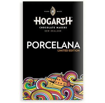 Hogarth Craft Chocolate Dunkle Schokolade Porcelana 68% Limited Edition