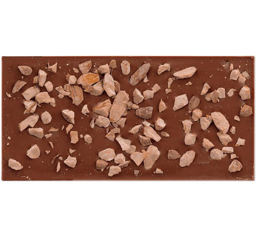 Milchschokolade Sea Salted Almonds + Milk