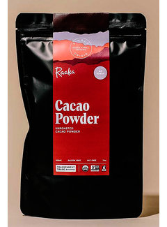 Raaka Chocolate Cacao Powder 100%