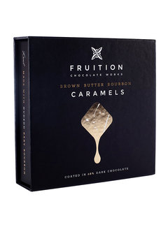 Fruition Chocolate Works Brown Butter Bourbon Caramels