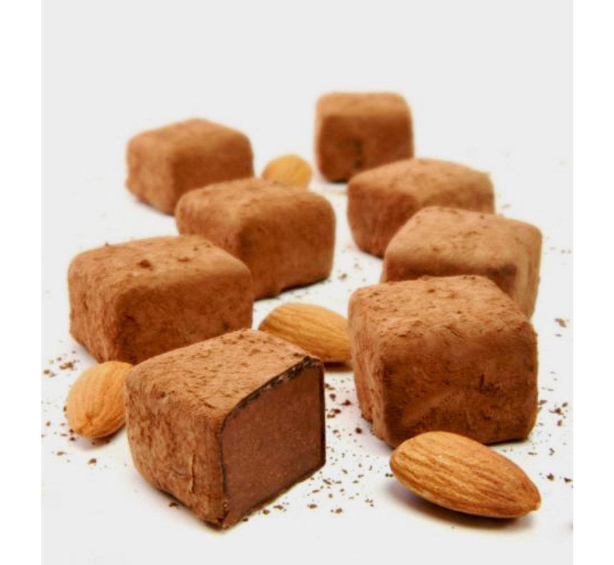 Almond and Sea Salt Caramel