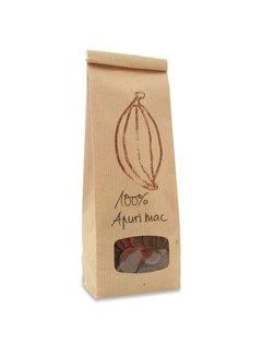 Domori Dunkle Schokolade 100% Apurimac