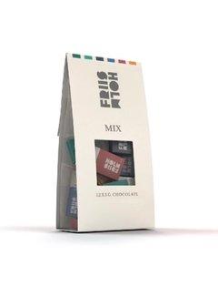 Friis-Holm Chocolade Mix dunkle und Milchschokolade