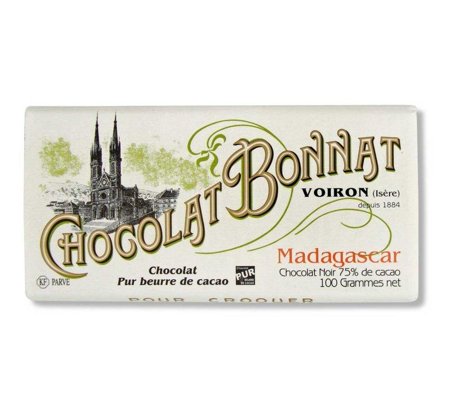 Dunkle Schkolade 75% Madagascar