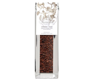 Summerbird Dunkle Bio-Schokolade Arriba RAW 80% mit Nibs