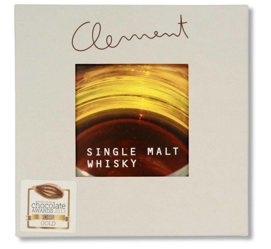 Dunkle Schokolade Single Malt Whisky