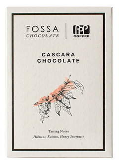 Fossa Chocolates Dunkle Schokolade Cascara Chocolate