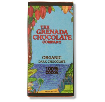 Grenada Chocolate Company Bio-Schokolade 100%