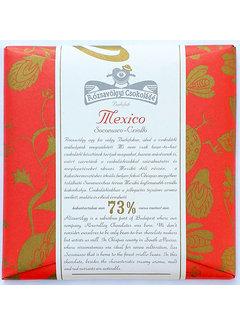 Rózsavölgyi Csokoládé Dunkle Schokolade 73% Mexico Soconusco-Criollo