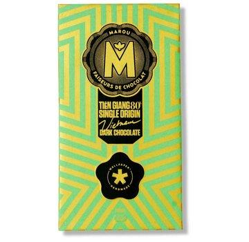 Marou Dunkle Schokolade Tien Giang 80%