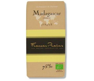 Pralus Dunkle Schokolade 75% Madagascar