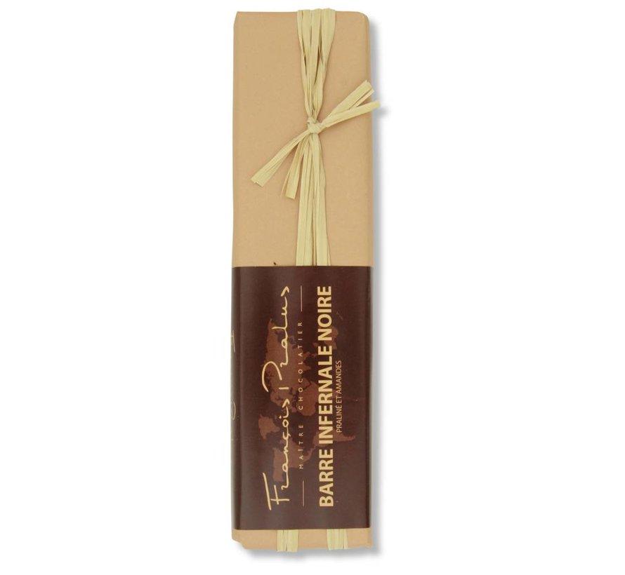 Dunkle Schokolade Barre Infernale Noire