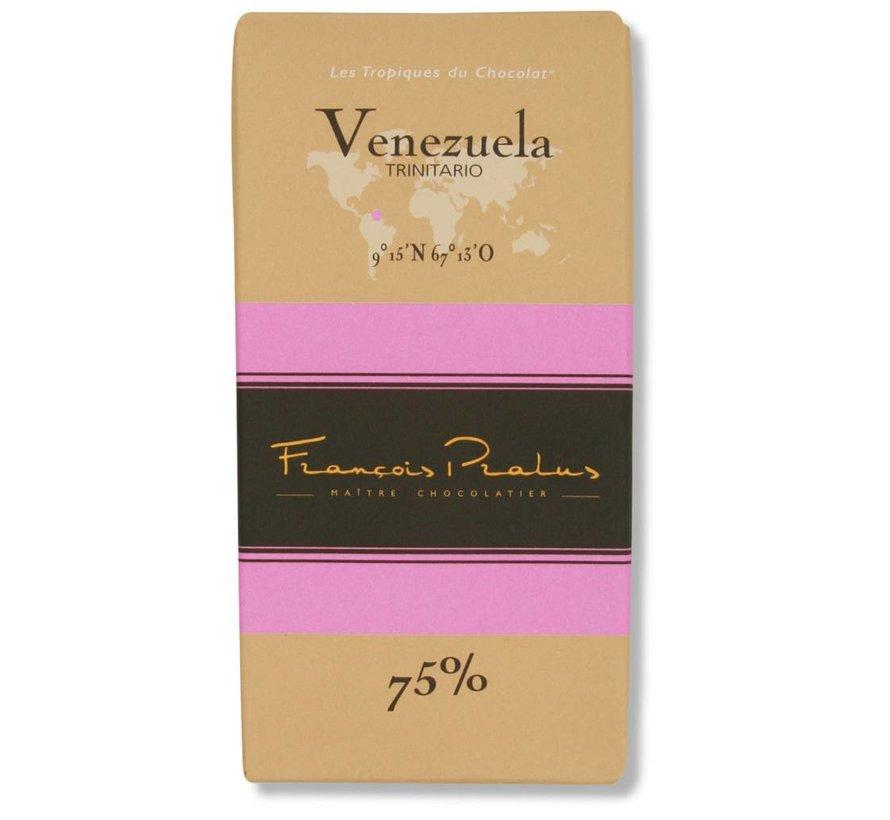 Dunkle Schokolade 75% Venezuela