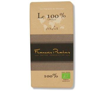 Pralus Dunkle Schokolade Le 100%