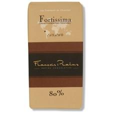 Pralus Dunkle Schokolade 80% Fortissima
