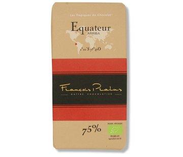 Pralus Dunkle Schokolade 75% Equateur