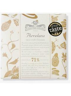 Rózsavölgyi Csokoládé Dunkle Schokolade 71% Porcelana