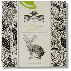 Rózsavölgyi Csokoládé Weiße Schokolade mit Matcha Tea