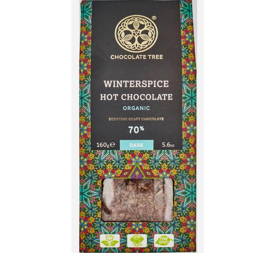 Bio-Trinkschokolade Hot Chocolate Winterspice 70%