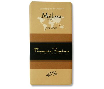 Pralus Milchschokolade Melissa 45%