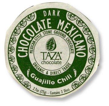 Taza Chocolate Dunkle Bio-Schokolade 50% Guajillo