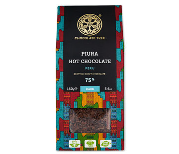 Chocolate Tree Bio-Trinkschokolade Piura Hot Chocolate 75%