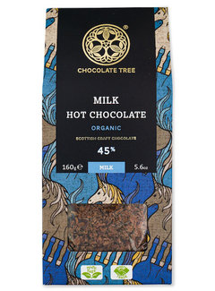 Chocolate Tree Bio-Trinkschokolade Milk Hot Chocoate