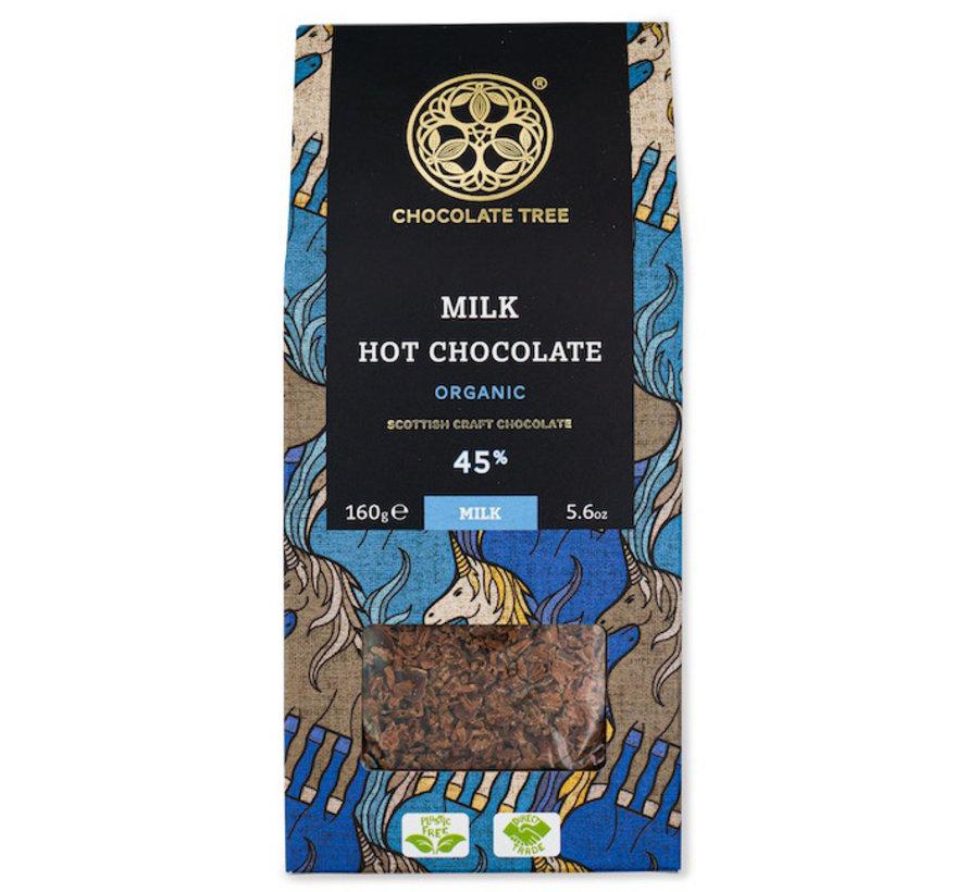 Bio-Trinkschokolade Milk Hot Chocoate