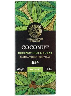 Chocolate Tree Kokosmilch-Schokolade