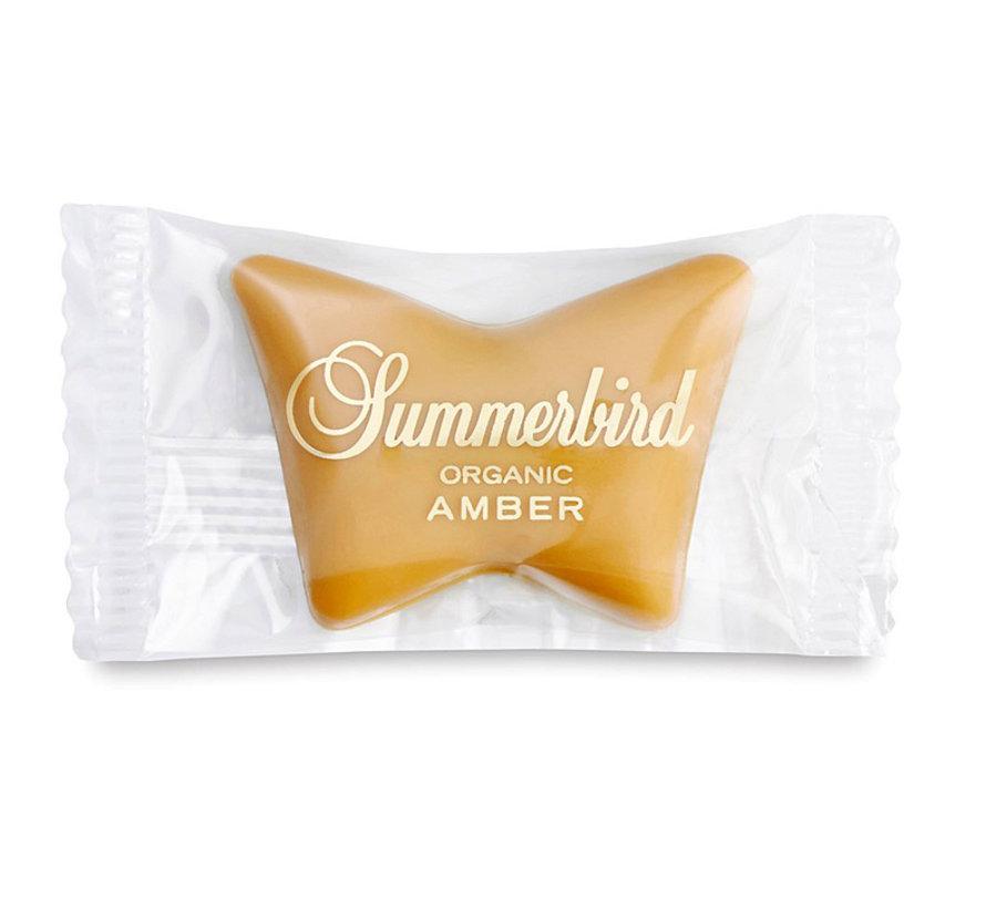 Weiße Schokolade Schmetterling Amber