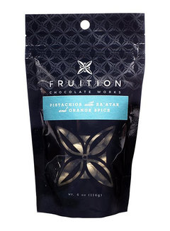 Fruition Chocolate Works Pistachios with Za'atar and Orange Spice