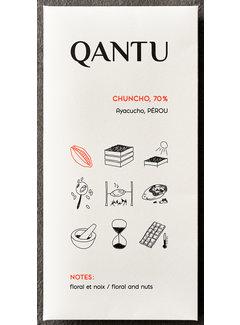 Qantu  Dunkle Schokolade 70% Chuncho Ayacucho
