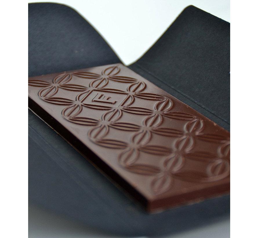 Dunkle Schokolade Bolivia Wild Forest 74%