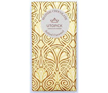 Utopick Weiße Schokolade Salted Caramel