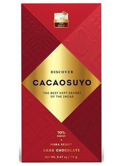 Cacaosuyo Dunkle Schokolade Piura Select 70%