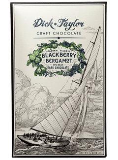 Dick Taylor Dunkle Schokolade 65% Blackberry Bergamot