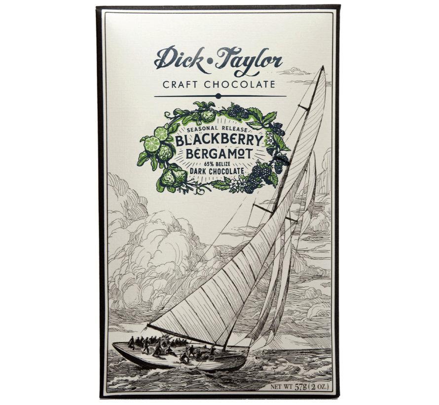 Dunkle Schokolade 65% Blackberry Bergamot