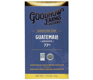 Goodnow Farms Dunkle Schokolade Guatemala Asochivite 77%