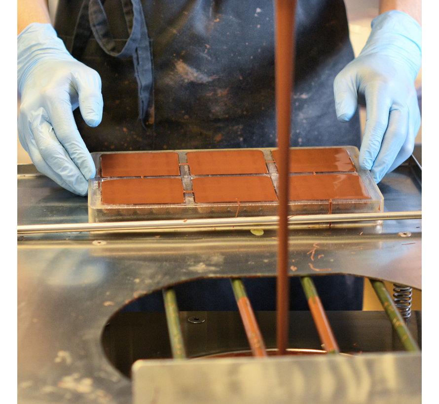 Dunkle Schokolade Sambirano Madagascar 70%